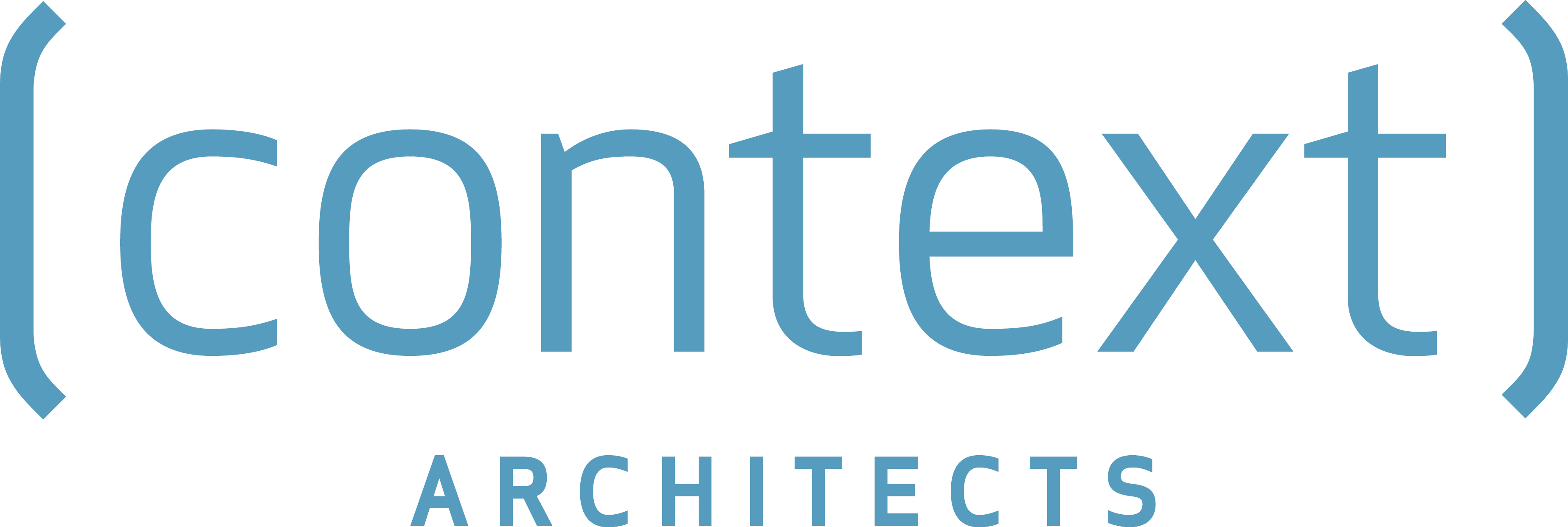 Context Architects blue bold